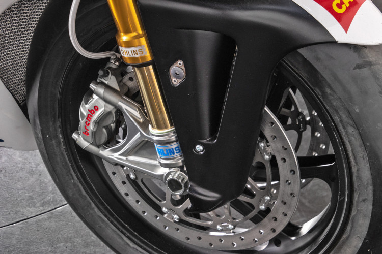 2011 Honda CBR 1000 RR Gresini Racing 22