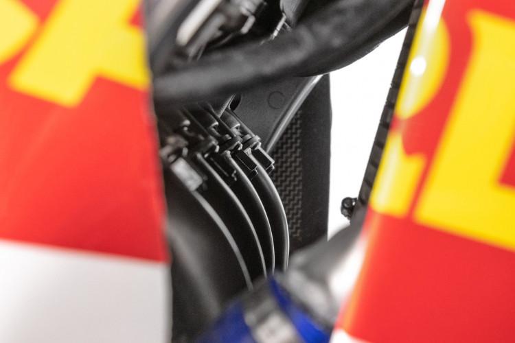 2011 Honda CBR 1000 RR Gresini Racing 25