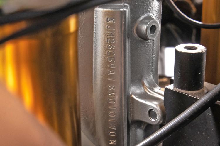 2011 Honda CBR 1000 RR Gresini Racing 36