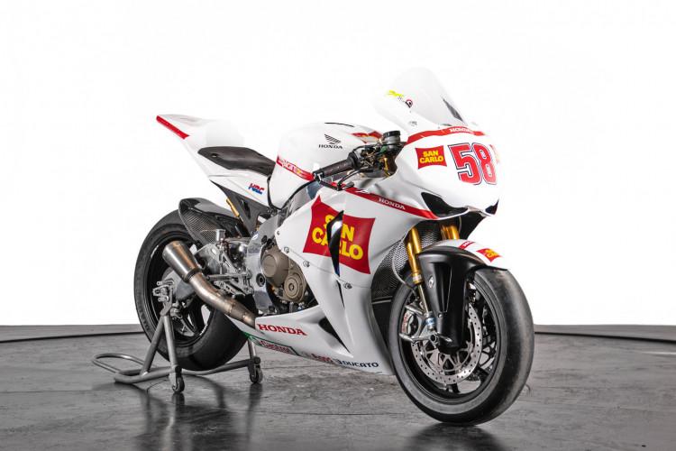 2011 Honda CBR 1000 RR Gresini Racing 3