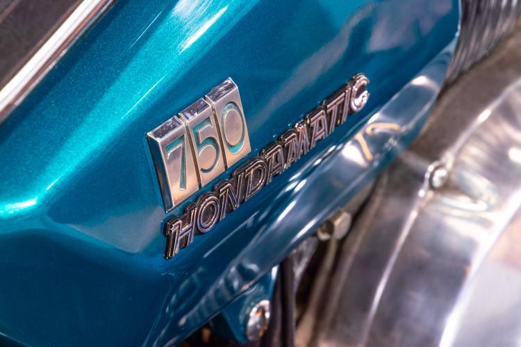 1976 Honda 750 Hondamatic 8