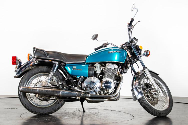 1976 Honda 750 Hondamatic 4