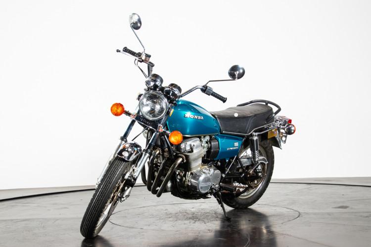 1976 Honda 750 Hondamatic 3