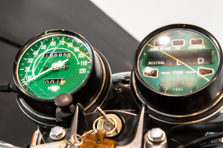 1976 Honda 750 Hondamatic 7