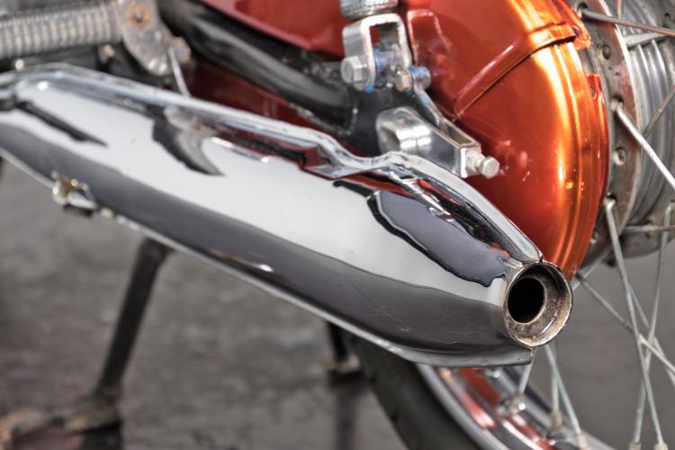1970 Honda CD 175 9