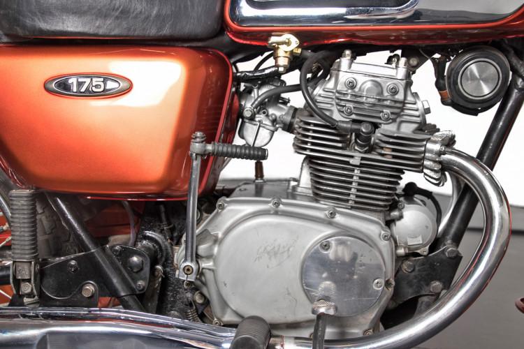 1970 Honda CD 175 10