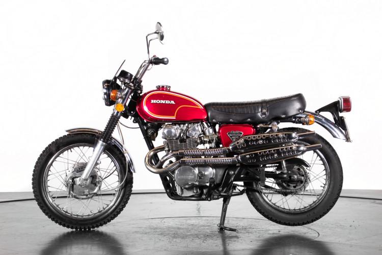 1972 HONDA CL 450 1
