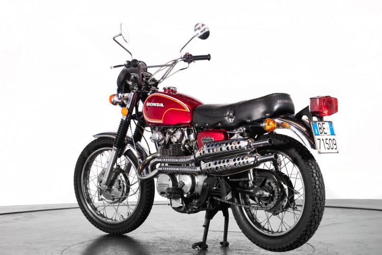 1972 HONDA CL 450 2