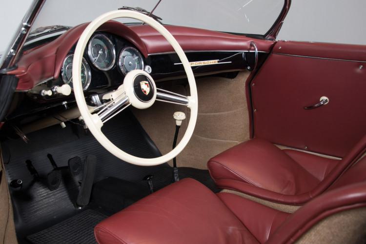 1956 Porsche 356 A Speedster 13