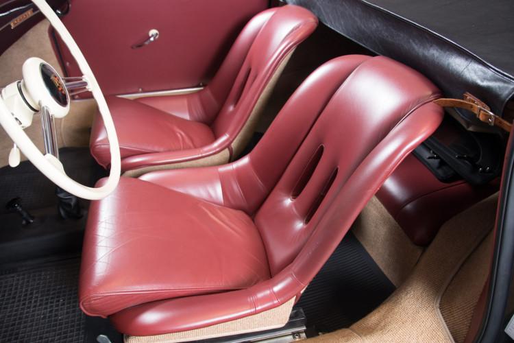 1956 Porsche 356 A Speedster 12
