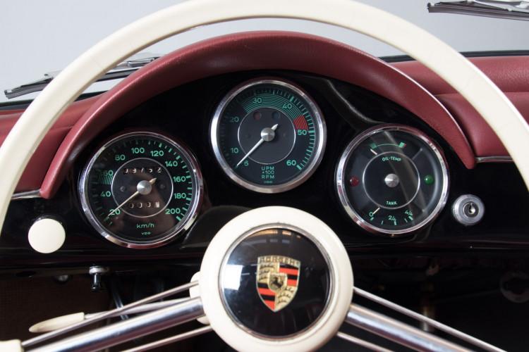 1956 Porsche 356 A Speedster 14