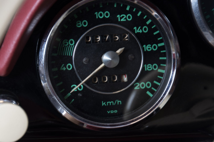 1956 Porsche 356 A Speedster 17