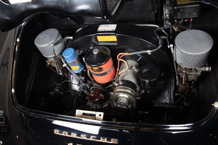1956 Porsche 356 A Speedster 28