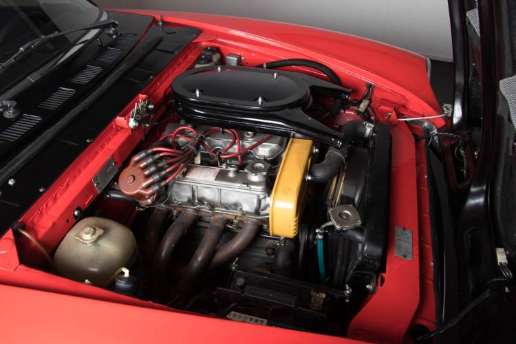 1975 Fiat Abarth 124 21