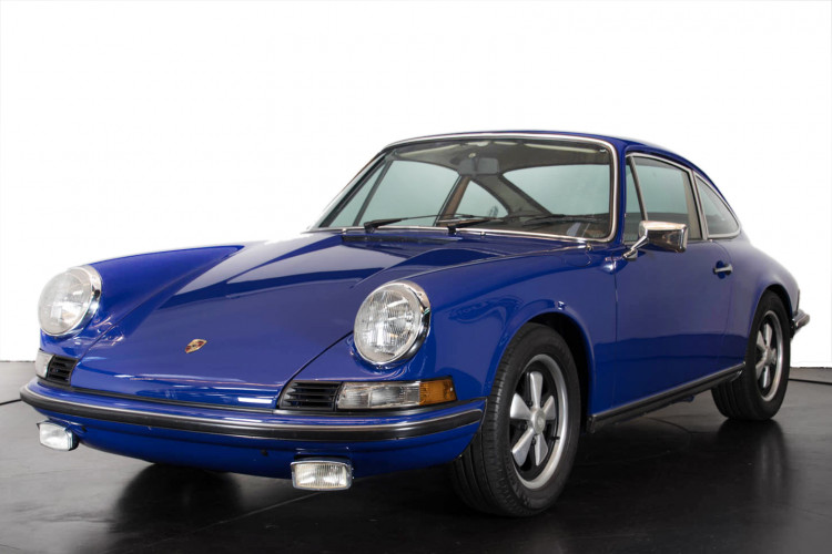 1973 Porsche 911 - 2.4T 0