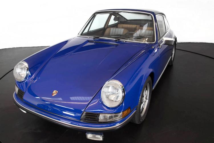 1973 Porsche 911 - 2.4T 9