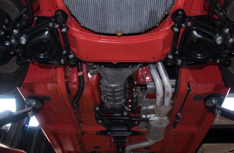 1964 Alfa Romeo Giulia 1600 Spider 33