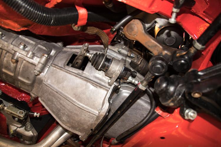 1964 Alfa Romeo Giulia 1600 Spider 31