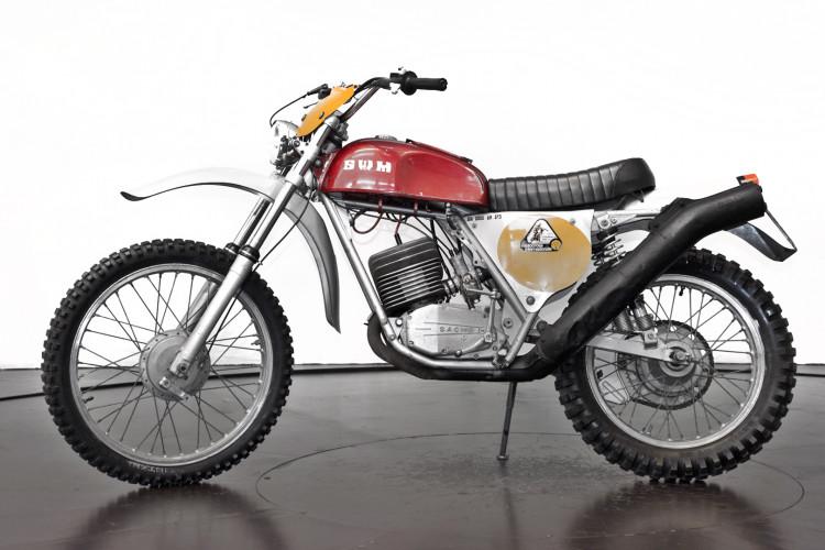 1976 SWM 125 Regolarità Sachs 0