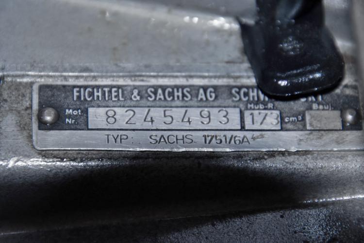 1976 SWM 125 Regolarità Sachs 9