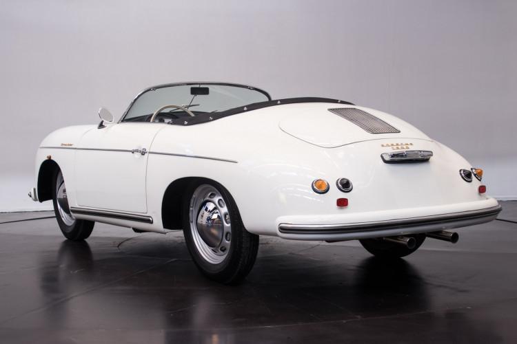 1955 Porsche 356 pre-A Speedster 9
