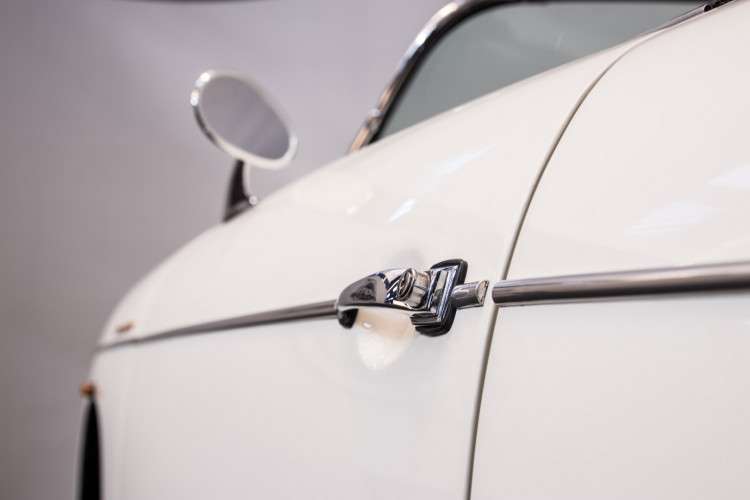 1955 Porsche 356 pre-A Speedster 20