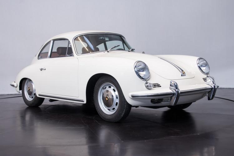 1964 Porsche 356 SC 2