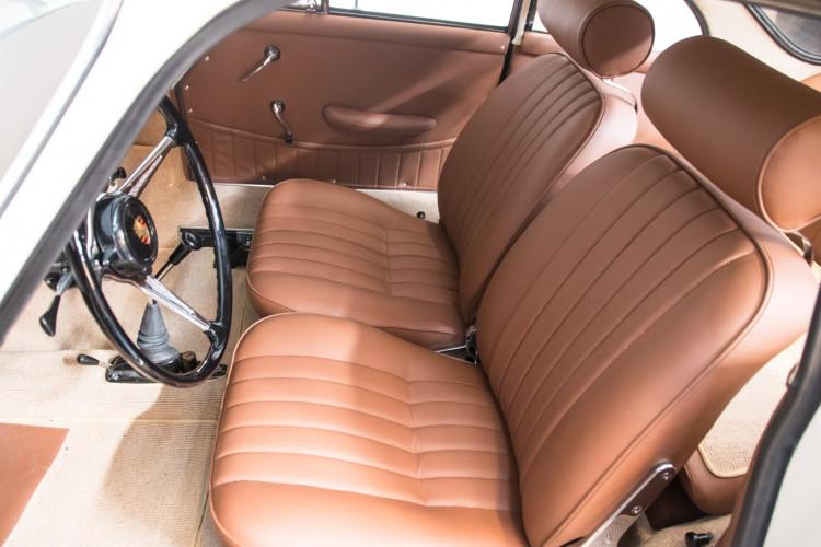 1964 Porsche 356 SC 10
