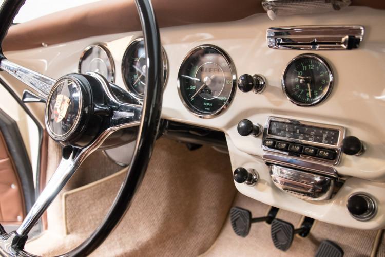 1964 Porsche 356 SC 13