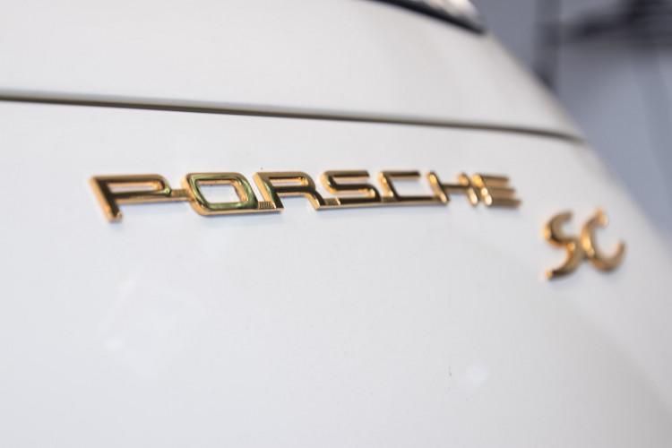 1964 Porsche 356 SC 21
