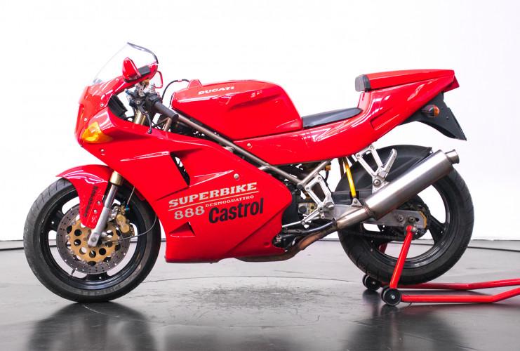 1993 Ducati Superbike 888 Desmoquattro 0