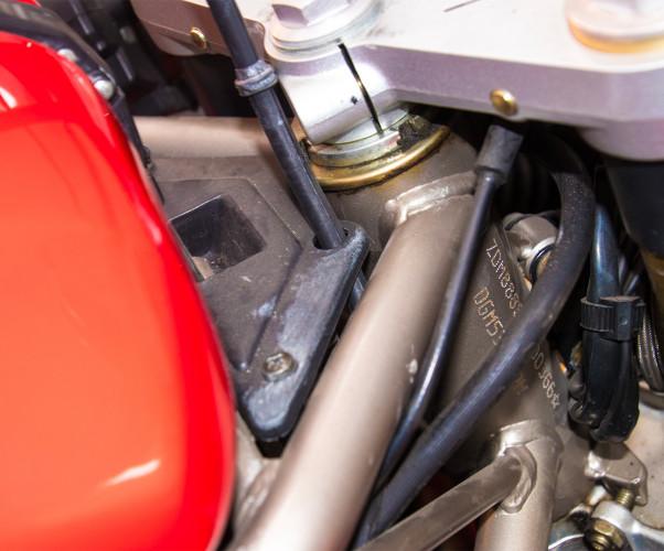 1993 Ducati Superbike 888 Desmoquattro 12