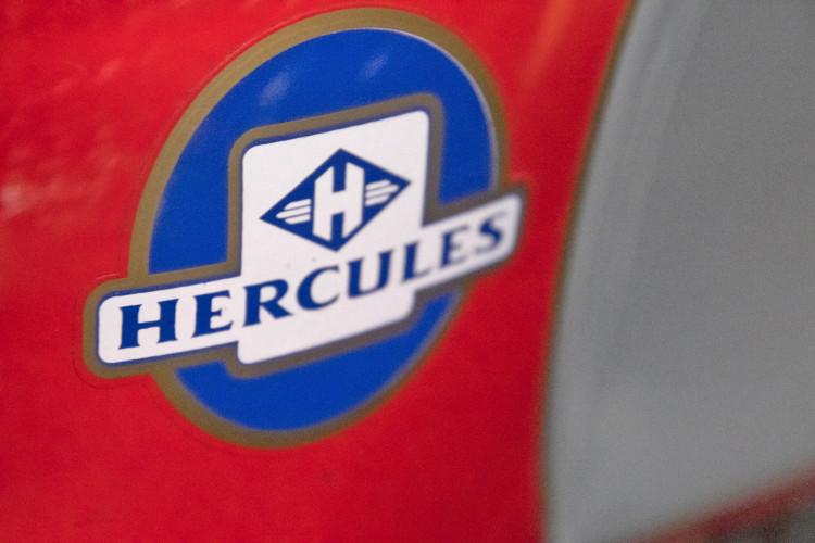 1969 Hercules GS 125 7