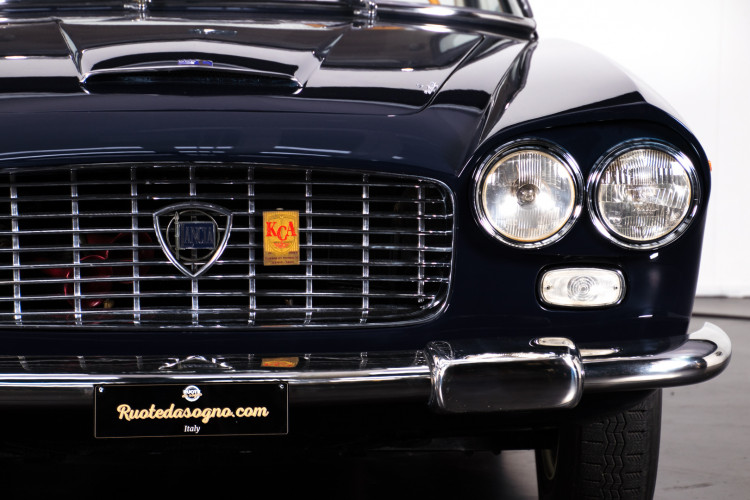 1963 Lancia Flaminia GT 2.5  Touring 3C 10
