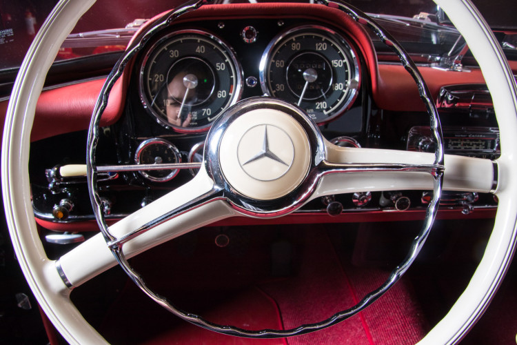 1961 Mercedes-Benz 190 SL 20