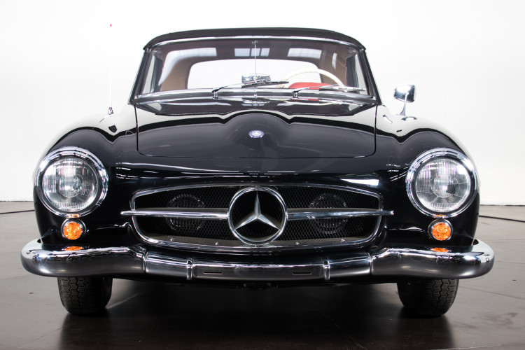 1961 Mercedes-Benz 190 SL 1