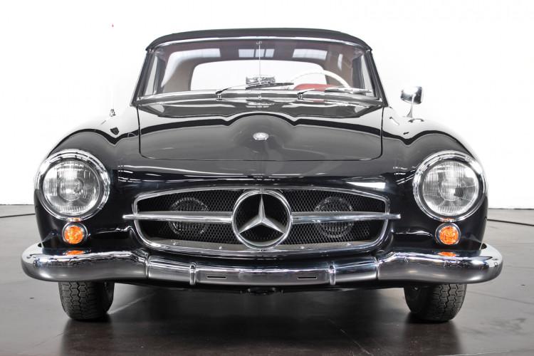 1961 Mercedes-Benz 190 SL 1