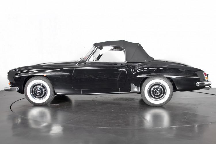 1961 Mercedes-Benz 190 SL 7
