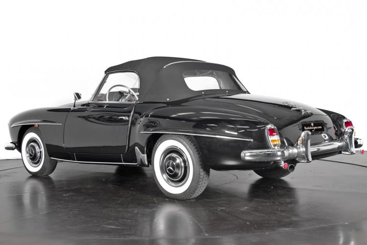1961 Mercedes-Benz 190 SL 6