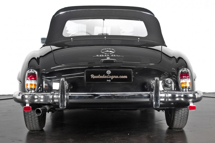 1961 Mercedes-Benz 190 SL 5