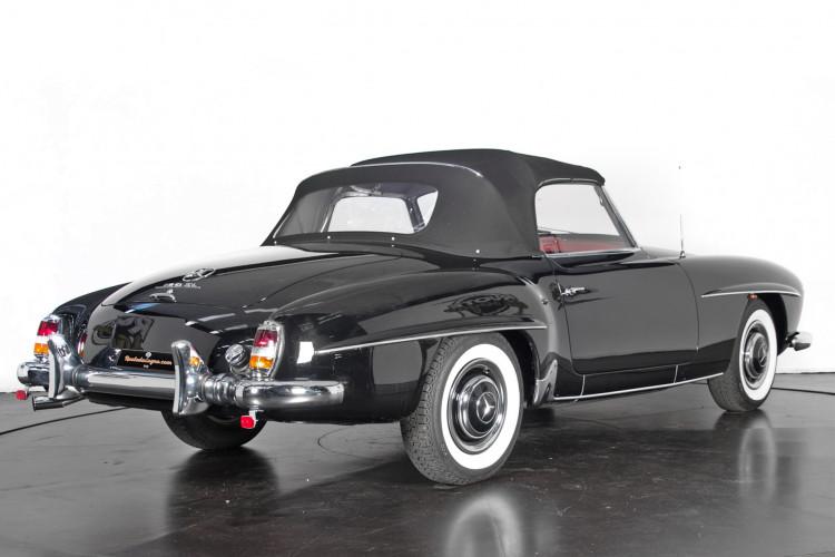 1961 Mercedes-Benz 190 SL 4