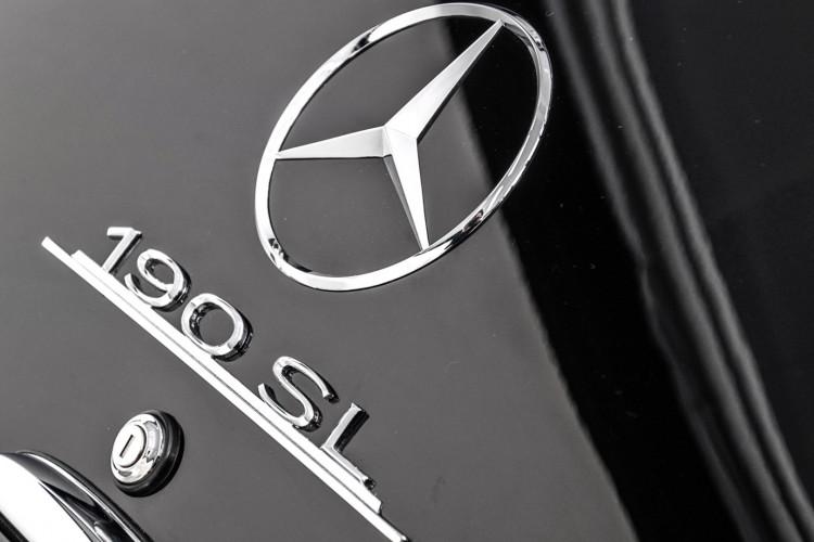 1961 Mercedes-Benz 190 SL 13