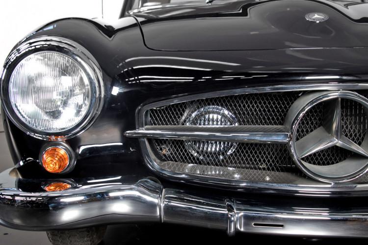 1961 Mercedes-Benz 190 SL 9