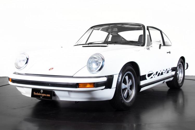 1973 Porsche 911 Carrera 2.7 0