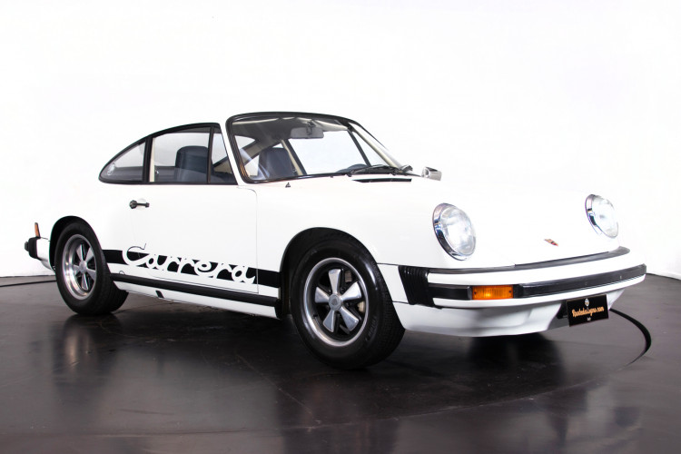1973 Porsche 911 Carrera 2.7 6