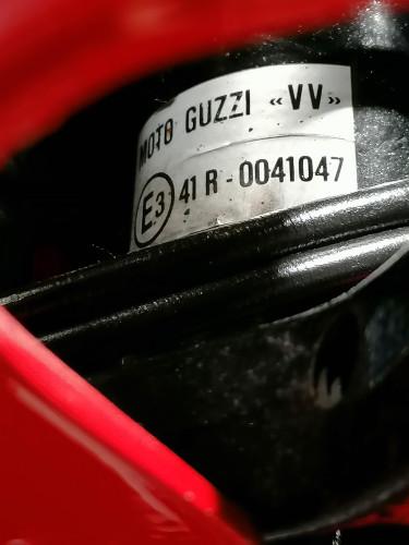 1985 Moto Guzzi le mans 1000 29