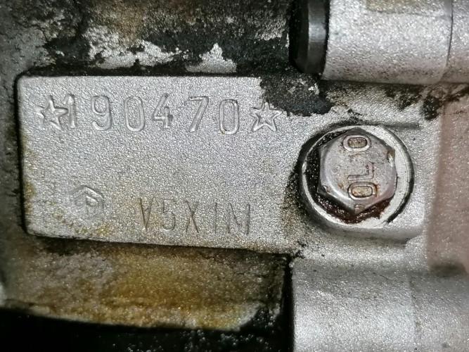 1984 PIAGGIO VESPA 50 PK 17