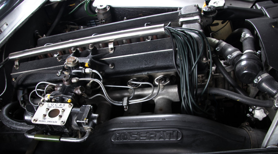 1962 Maserati 3500 GT I 26