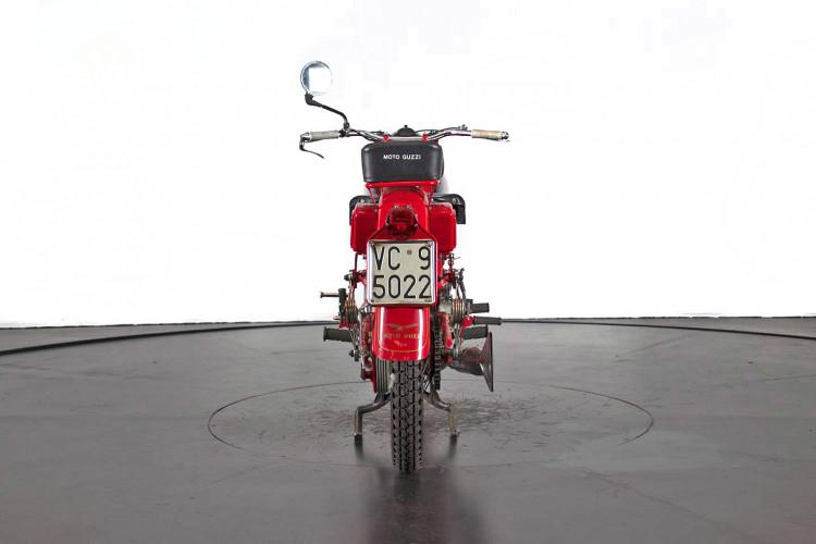 1960 Moto Guzzi Falcone F 500 3