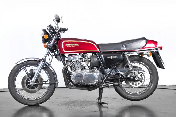 1976 Honda 750 SS 0